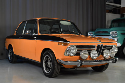 1971 BMW 2002 Alpina  For Sale (picture 1 of 6)