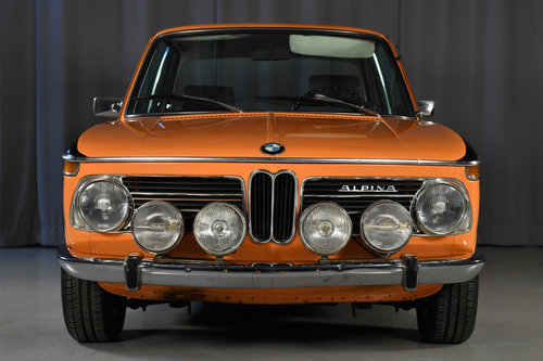 1971 BMW 2002 Alpina  For Sale (picture 2 of 6)