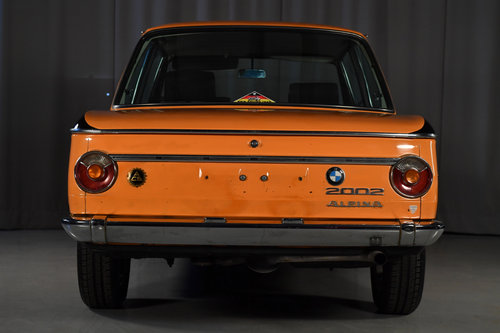 1971 BMW 2002 Alpina  For Sale (picture 5 of 6)