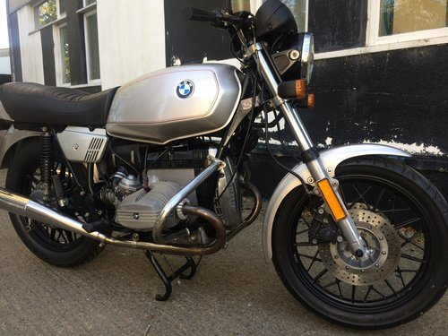 1983 BMW R65, in lovely, restored condition. SOLD (picture 2 of 6)