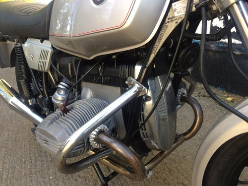 1983 BMW R65, in lovely, restored condition. SOLD (picture 6 of 6)