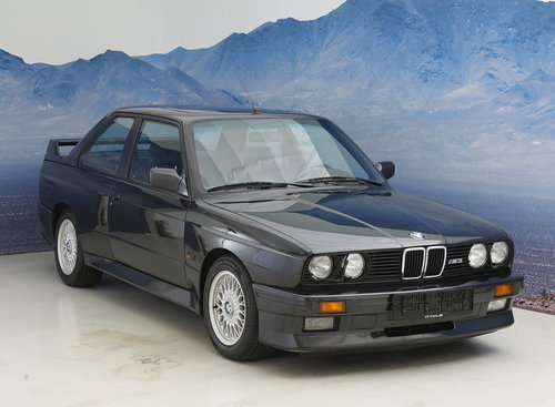 1987 BMW M3 2.3 Original car For Sale (picture 1 of 6)