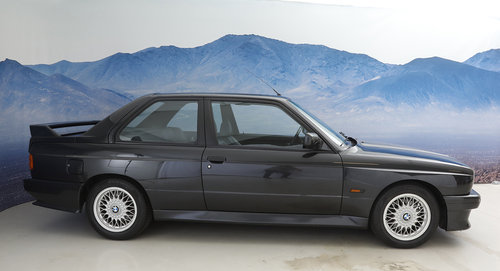 1987 BMW M3 2.3 Original car For Sale (picture 2 of 6)