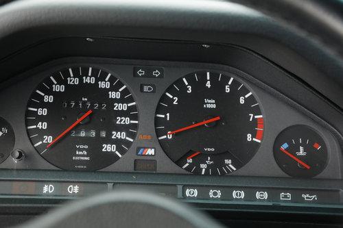 1987 BMW M3 2.3 Original car SOLD (picture 5 of 6)