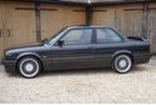 1988 BMW 3 Series 2.5 325i Sport 2dr For Sale (picture 1 of 6)