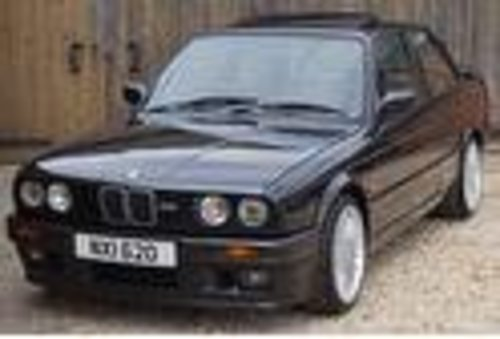 1988 BMW 3 Series 2.5 325i Sport 2dr For Sale (picture 2 of 6)