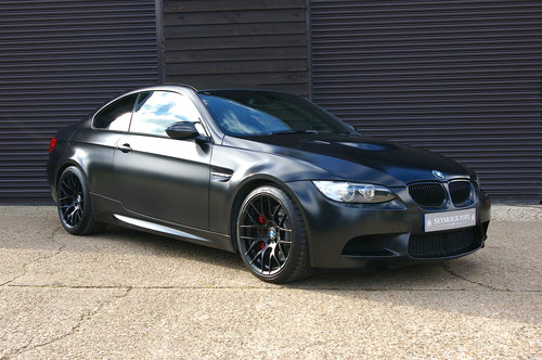 2011 BMW E92 M3 4.0 V8 Frozen Black Edition (47,573 miles) SOLD (picture 2 of 6)