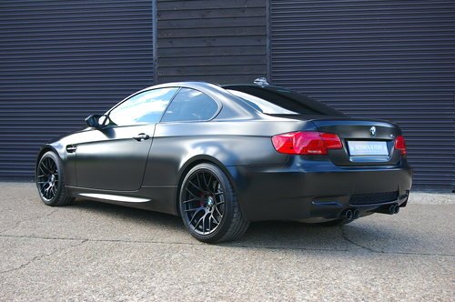 2011 BMW E92 M3 4.0 V8 Frozen Black Edition (47,573 miles) SOLD (picture 3 of 6)