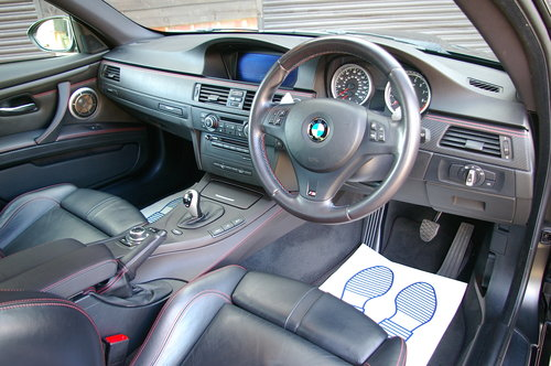 2011 BMW E92 M3 4.0 V8 Frozen Black Edition (47,573 miles) SOLD (picture 4 of 6)