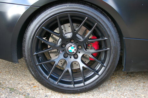 2011 BMW E92 M3 4.0 V8 Frozen Black Edition (47,573 miles) SOLD (picture 5 of 6)
