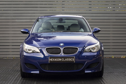 2005 BMW M5 (E60)  ONLY 8800 MILES For Sale (picture 3 of 6)