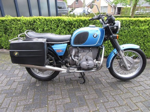 1976 BMW R60/6 matching numbers For Sale (picture 1 of 5)