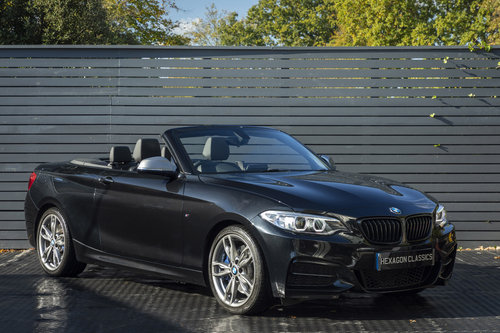 2016 BMW M240i Auto M Sport Convertible SOLD (picture 1 of 6)
