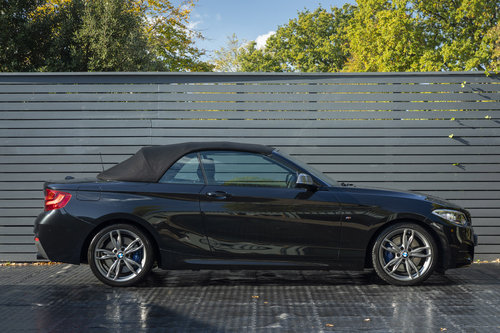 2016 BMW M240i Auto M Sport Convertible SOLD (picture 4 of 6)