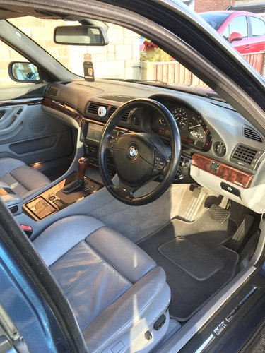2000 BMW 735i M Sport For Sale (picture 3 of 6)