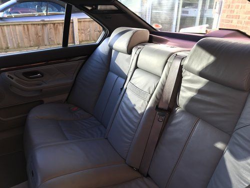 2000 BMW 735i M Sport For Sale (picture 4 of 6)