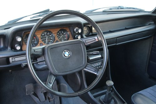 1973 BMW 2002 tii / never restored / 2. owner car For Sale (picture 3 of 6)