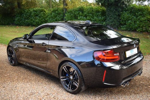 2017 BMW M2 Coupe 7DCT 365bhp Automatic For Sale (picture 2 of 6)