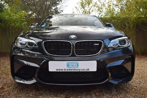 2017 BMW M2 Coupe 7DCT 365bhp Automatic For Sale (picture 4 of 6)