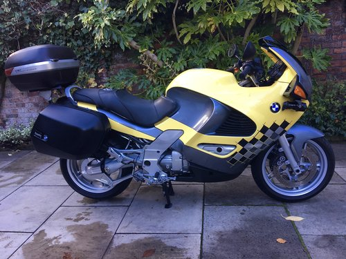 1998 BMW K1200RS 25,129 miles Immaculate SOLD (picture 1 of 6)