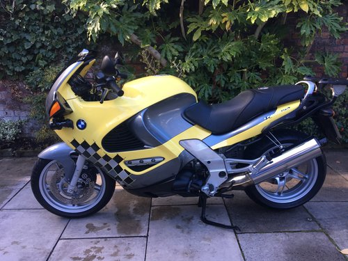 1998 BMW K1200RS 25,129 miles Immaculate SOLD (picture 2 of 6)