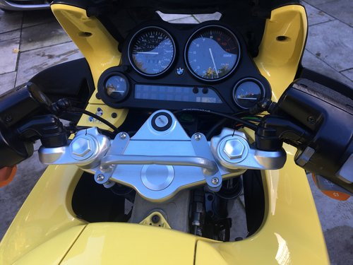 1998 BMW K1200RS 25,129 miles Immaculate SOLD (picture 3 of 6)