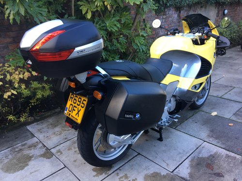 1998 BMW K1200RS 25,129 miles Immaculate SOLD (picture 6 of 6)