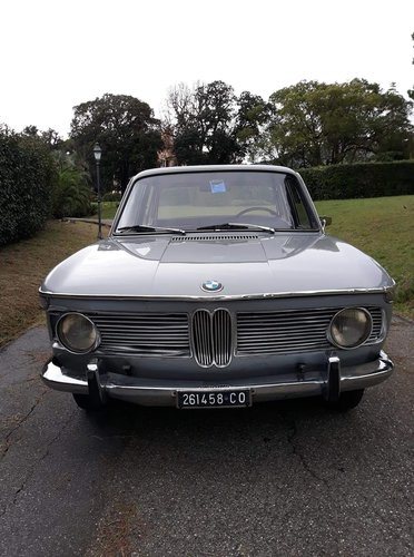 1969 BMW 1600 SOLD (picture 2 of 6)