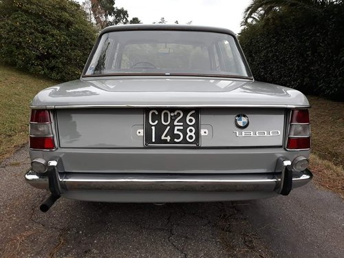 1969 BMW 1600 SOLD (picture 3 of 6)