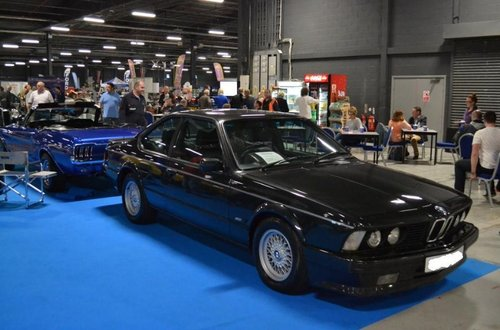 1989 Bmw 635 csi highline Auto SOLD (picture 3 of 6)