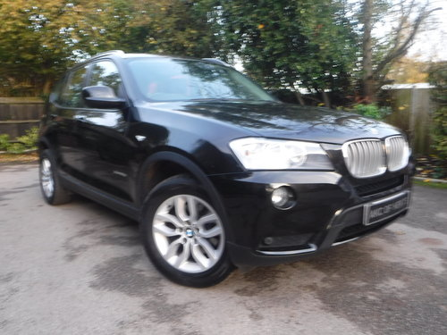 BMW X3 3.0 30d SE xDrive 5dr 2014 100k For Sale (picture 1 of 6)