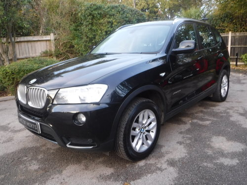 BMW X3 3.0 30d SE xDrive 5dr 2014 100k For Sale (picture 2 of 6)