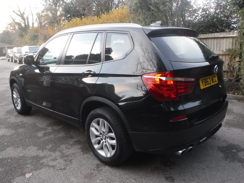 BMW X3 3.0 30d SE xDrive 5dr 2014 100k For Sale (picture 3 of 6)