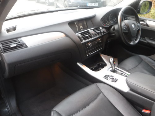 BMW X3 3.0 30d SE xDrive 5dr 2014 100k For Sale (picture 5 of 6)