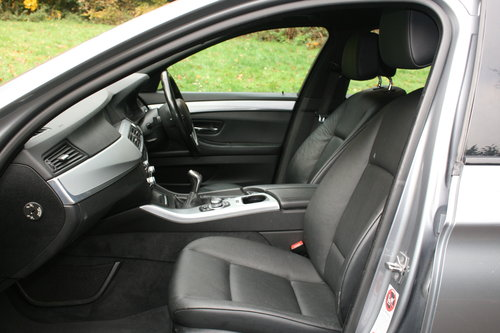 2010/60 BMW 520d SE. 5 Door Estate Tourer. Bargain To Clear. SOLD (picture 2 of 6)