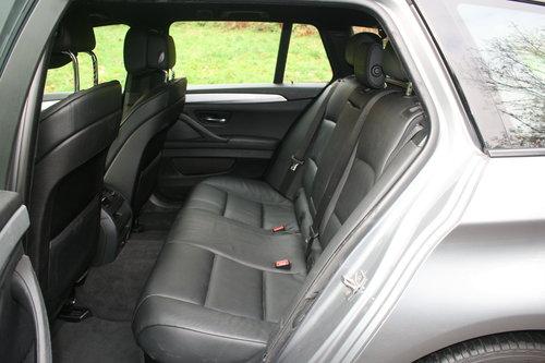 2010/60 BMW 520d SE. 5 Door Estate Tourer. Bargain To Clear. SOLD (picture 4 of 6)