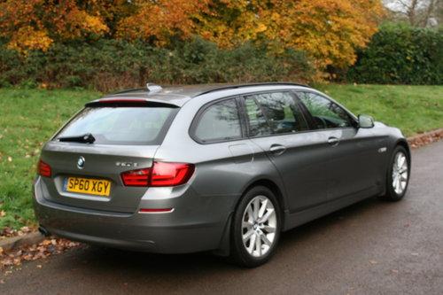 2010/60 BMW 520d SE. 5 Door Estate Tourer. Bargain To Clear. SOLD (picture 6 of 6)