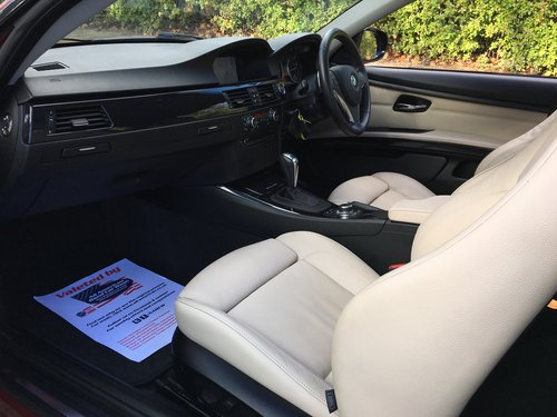 2012 62 BMW 335d SE Coupe Automatic - 66,000 MILES SOLD (picture 4 of 6)