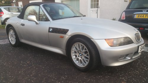 1999 BMW Z3 Roadster For Sale (picture 1 of 5)