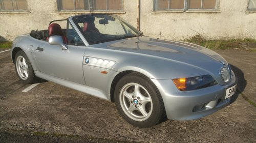 1999 BMW Z3 Roadster For Sale (picture 2 of 5)