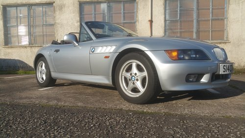 1999 BMW Z3 Roadster For Sale (picture 3 of 5)