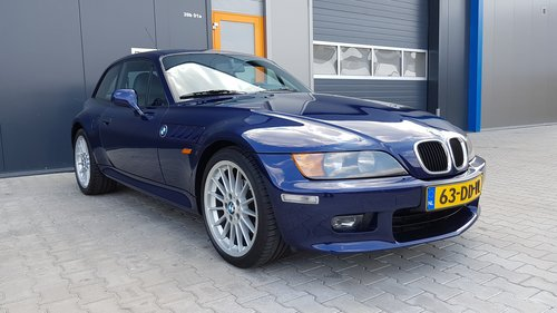 1999 BMW Z3 2.8i Coupe Unique/original condition very clean For Sale (picture 3 of 6)