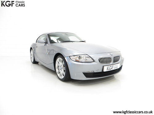 2007 An Outstanding BMW E86 Z4 3.0Si Sport Coupe 33,168 Miles SOLD (picture 1 of 6)