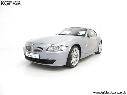 2007 An Outstanding BMW E86 Z4 3.0Si Sport Coupe 33,168 Miles SOLD (picture 2 of 6)