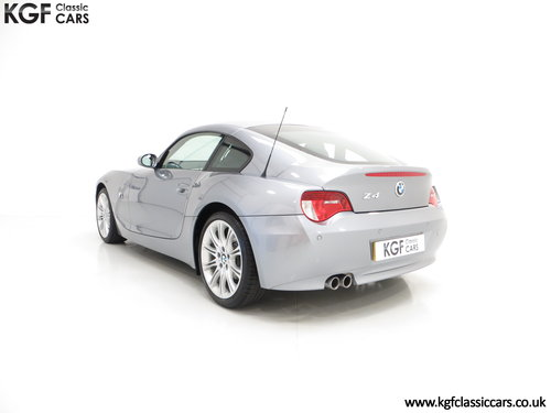 2007 An Outstanding BMW E86 Z4 3.0Si Sport Coupe 33,168 Miles SOLD (picture 4 of 6)