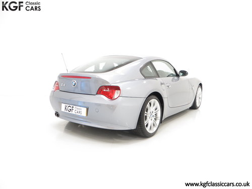 2007 An Outstanding BMW E86 Z4 3.0Si Sport Coupe 33,168 Miles SOLD (picture 5 of 6)
