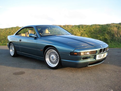 1997 BMW 840Ci Sport With Just 5,900 Miles & 1 Owner From New For Sale (picture 1 of 6)