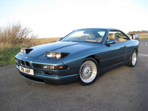 1997 BMW 840Ci Sport With Just 5,900 Miles & 1 Owner From New For Sale (picture 2 of 6)