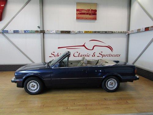 1987 BMW 325i E30 Cabrio For Sale (picture 2 of 6)