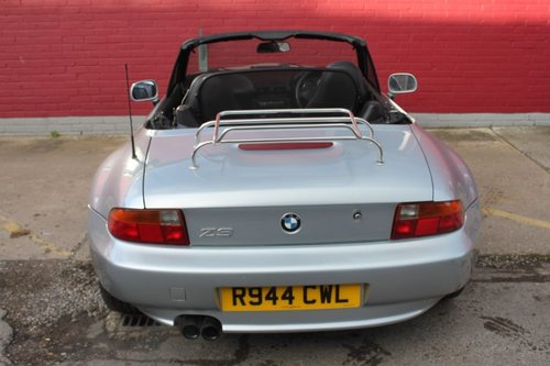1998 BMW Z3 ROADSTER CONVERTIBLE, MANUAL For Sale (picture 3 of 4)